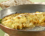 Parmesan and Asparagus Omelet