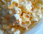 Parmesan and Garlic Popcorn