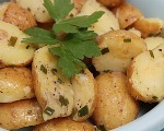 New Potatoes Vinaigrette