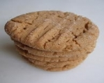 Easy peasy peanut butter cookies 