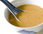 Peanut Butter and Sesame Sauce