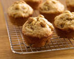Peanut Butter Banana Muffins