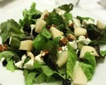 Pear, Celery and Pecan Salad
