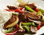 Mexican Style Pepper Steak