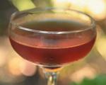 Perfect Manhattan Cocktail