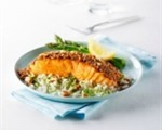 Peter's Pecan-Crusted Salmon