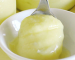 Pineapple and Lime Curd