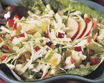 Pineapple Cabbage Slaw