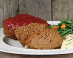 Pineapple Meat Loaf