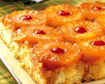 Pineapple Tea Cake