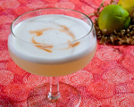 Pisco Sour La Fonda del Sol 