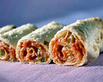 Pizza Tortilla Roll-Ups