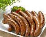 Fried Knackwurst and Potatoes