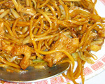 Pork Chow Mein