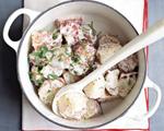 Potato Salad with Fresh Herbs and Lemon