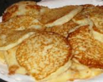 Potato Crisp Pancakes