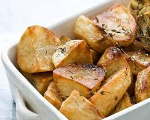 Roasted Potatoes and Thyme