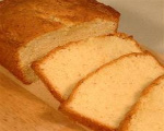 No Guilt Pound Cake