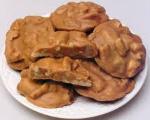 Quick Praline Cookies