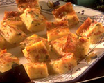 Prosciutto Squares