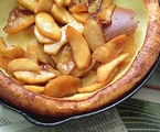 Puffed Apple Pancakes 