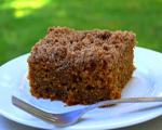 Pumpkin Apple Coffee Cake