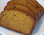 Walnut Pumpkin Bread