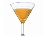 Pumpkin Martini Cocktail