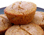 Gluten-Free Pumpkin Corn Muffins