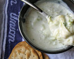 Quick and Cool Cucumber Sauce