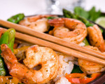 Quick and Easy Shrimp Stir Fry
