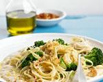 Quick Broccoli Spaghetti