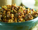 Quick Southwestern Cornbread Stuffing