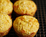 Quinoa and Corn Muffins