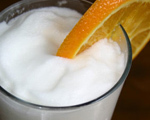 Creamy Ramos Gin Fizz