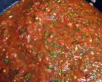 Ranchero Sauce for Huevos