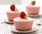 Raspberry dream cups