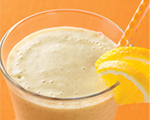Orange Cream Milkshake