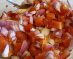 Red Onion Salsa
