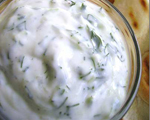 Refreshing Cucumber, Mint and Yogurt Salad