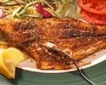 Spicy Skillet Cajun Fish