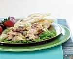 More-or-Less Spicy Grilled Chicken Salad