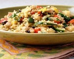 Roasted Red Pepper Couscous