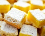 Tangy Lemon Squares