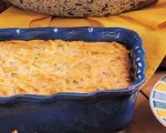 Easy Rice and Cheese Casserole