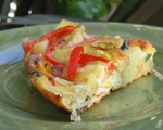 Ricotta Frittata
