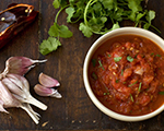 Roasted Tomato and Chili Salsa