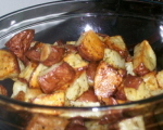 Low Calorie Dilled Potatoes