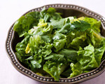 Romaine and Parsley Salad