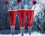 Rose Wine Sparkler  